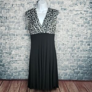 6/$30 SALE Connected Apparel size 10 dress #1905